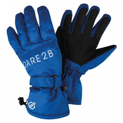 Zimní lyžařské rukavice Dare2b WORTHY modrá Dare 2b