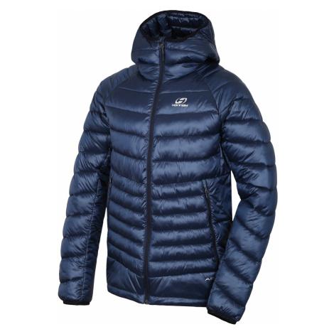 HANNAH DOLPH Pánská ultralehká zimní bunda 10005236HHX01 navy stripe
