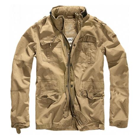 Britannia Jacket - camel Brandit