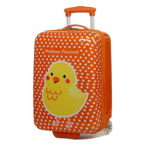 Dětský kufr Madisson Poucinet 2W SX