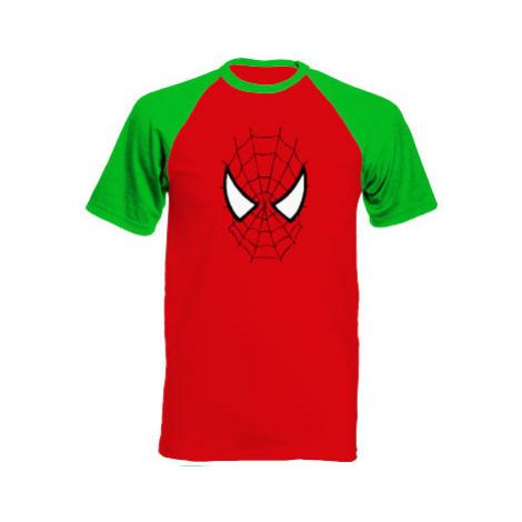 Pánské tričko Baseball Spiderman
