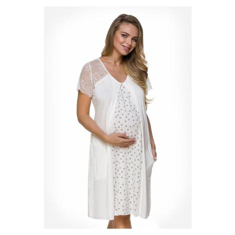 Těhotenská košilka Lily Ivory Lupoline