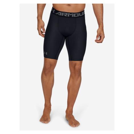 Kompresní šortky Under Armour HG 2.0 Long Short Černá