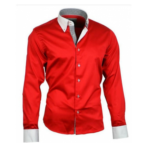 BINDER DE LUXE košile pánská 80805 saténová