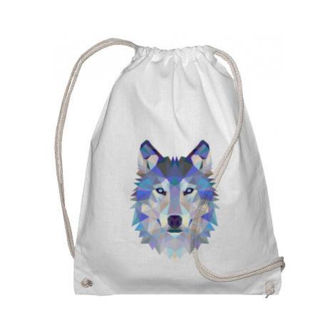 Bavlněný vak na záda Vlk