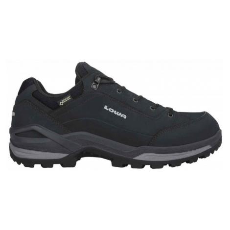 Treková obuv LOWA Renegade GTX Lo black UK