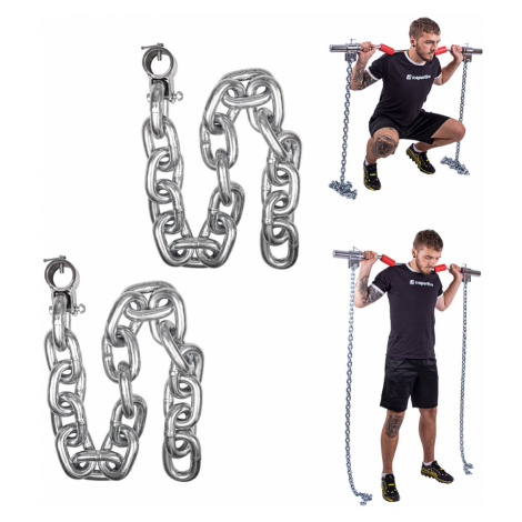 Vzpěračské Řetězy Insportline Chainbos 2X20 Kg