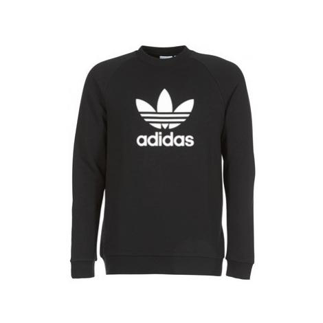 Adidas TREFOIL CREW Černá