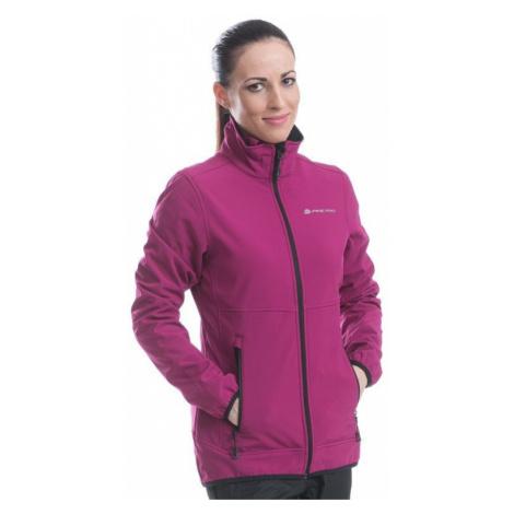 Dámská softshellová bunda Alpine Pro LODALA - fialová
