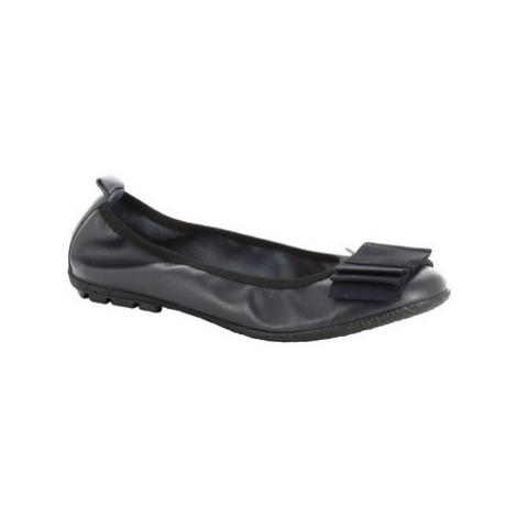 Leonardo Shoes 5618 G1/SOSIA NAPPA BLU Modrá
