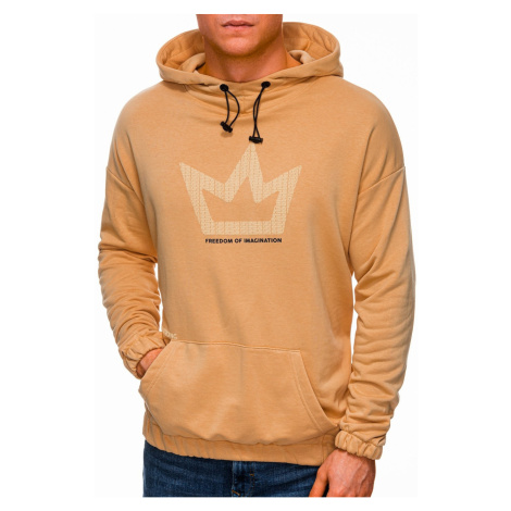 Edoti Men's hoodie B1323