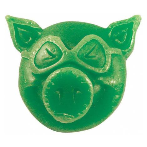 SK8 VOSK PIG WHEELS Pig Head Wax - zelená