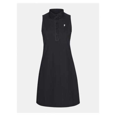 Šaty Peak Performance W Trinity Dress - Černá