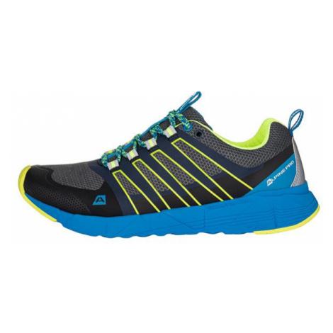 Nels pánská běžecká obuv s antibakteriální stélkou ALPINE PRO