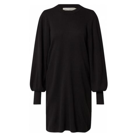 InWear Úpletové šaty 'Sammy' černá
