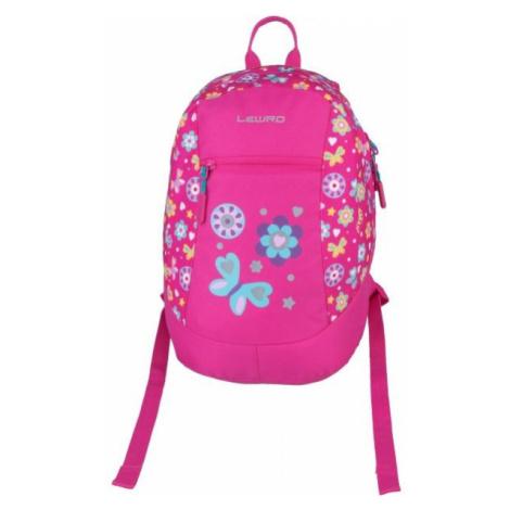 Lewro DIDI8 růžová - Dětský batoh