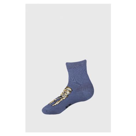 Chlapecké ponožky Skeleton Wola