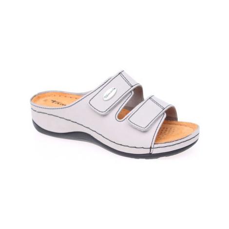 Tamaris Dámské pantofle 1-27510-24 grey