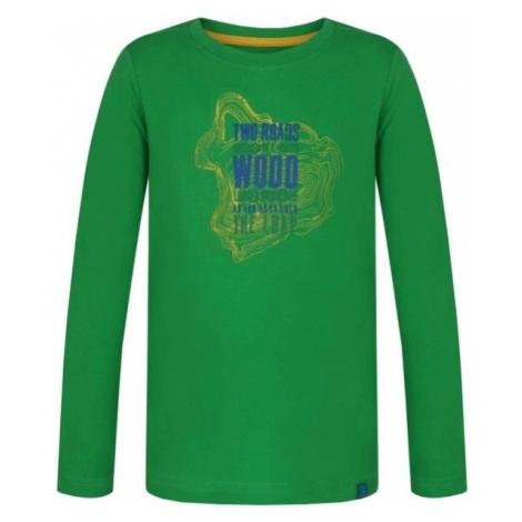 Loap ARRAS zelená - Chlapecké triko