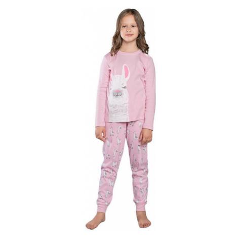 Dívčí pyžamo Peru růžové Italian Fashion