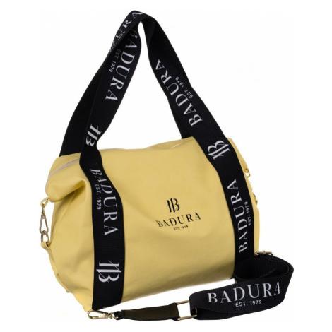 Velká taška shopper a sportovní kabelka s nastavitelnými bočnicemi Badura