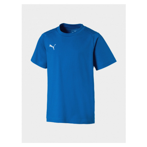 Liga Casuals Triko dětské Puma Modrá