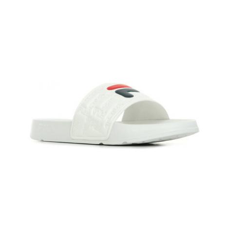 Fila Boardwalk Slipper 2.0 Bílá
