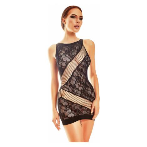Svůdné šaty Adios - Anais Černá