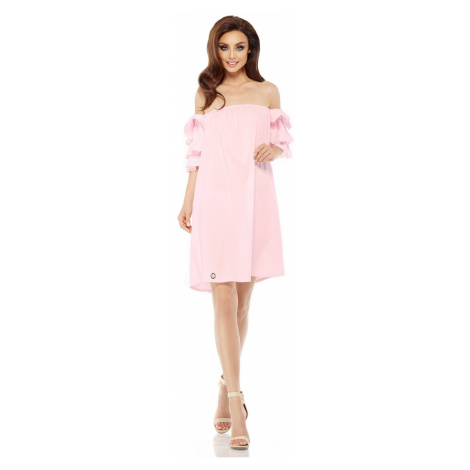 Lemoniade Woman's Dress L252 Powder