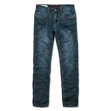 Kalhoty Heavy Tools Flesh indigo