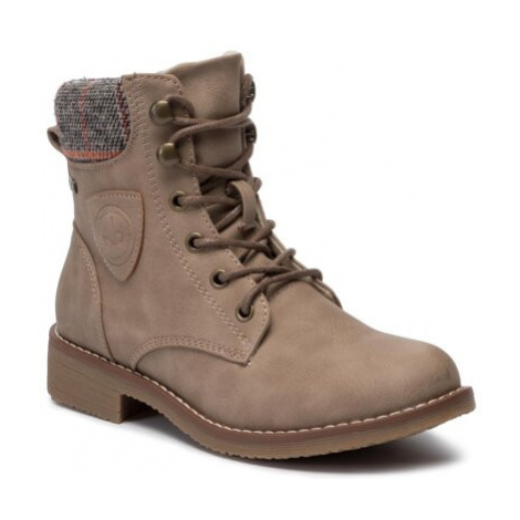 Šněrovací obuv Nelli Blu Tex CS2206-02T Ekologická kůže /-Ekologická kůže