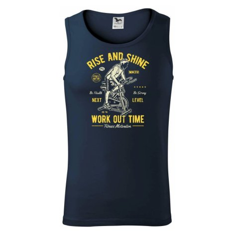 Work Out Time - Tílko pánské Core