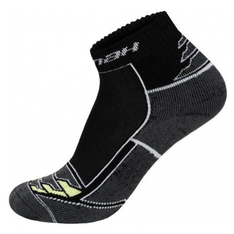Ponožky Hannah Walk Lite anthracite (green) S (35 - 38 EU)