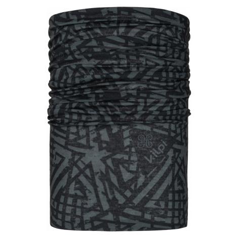 KILPI Multifunkční šátek DARLIN-U MU0011KIDGY Tmavě šedá UNI