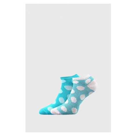 2 PACK dámských ponožek Duo Boma