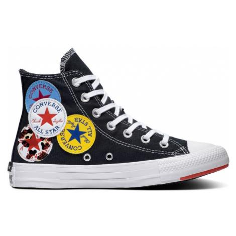 BOTY CONVERSE Chuck Taylor All Star U - černá - 411012