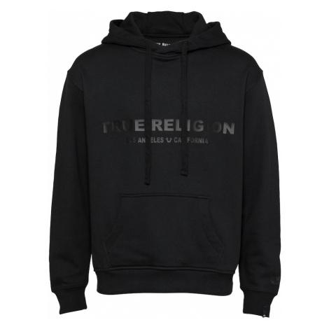 True Religion Mikina černá