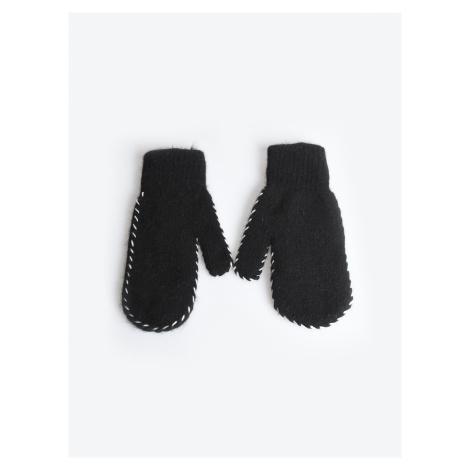 GATE Pletené rukavice