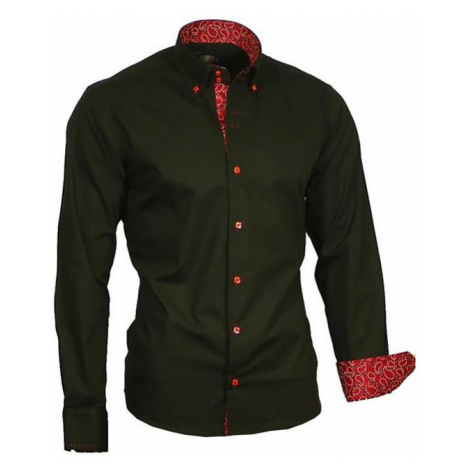 BINDER DE LUXE košile pánská 81501 dlouhý rukáv