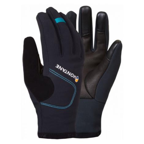 Dámské rukavice Montane Fem Windjammer black