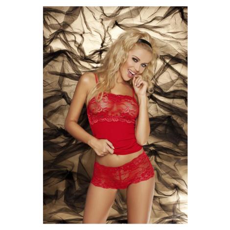 Erotická souprava Dafne red DKaren