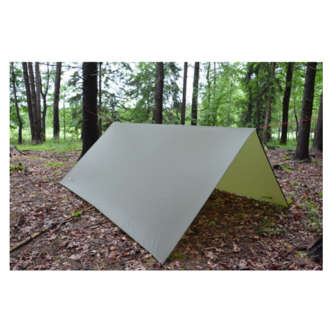 Plachta Warmpeace Shelter olive green