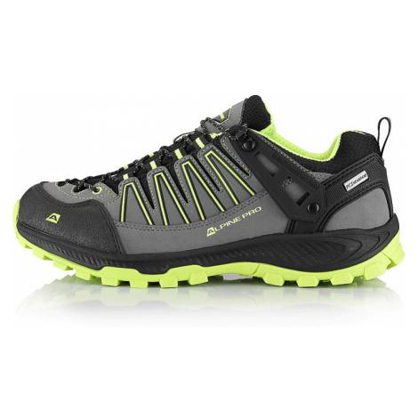Outdoorová obuv s membránou ptx Alpine Pro
