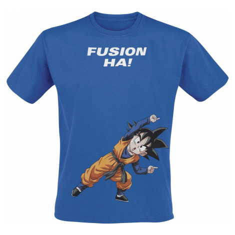 Dragon Ball Super - Goten - Fusion Ha! tricko modrá