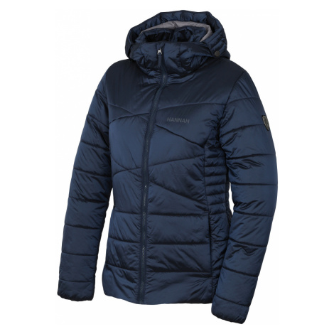 HANNAH MIDLEN Dámská zimní bunda 10005352HHX01 Midnight navy