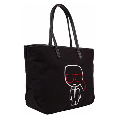 Kabelka Karl Lagerfeld K/Ikonik Outline Canv Shopper