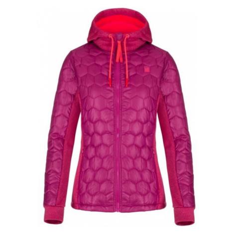 Loap MINIE růžová - Dámská bunda