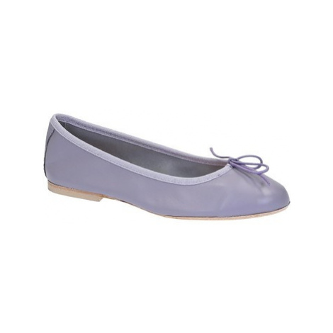 Leonardo Shoes 6087 CUOIO NAPPA LILLA Fialová