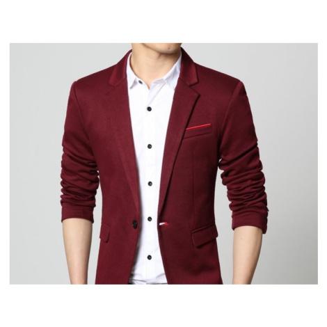 Pánské bavlněné sako - 6 barev FashionEU