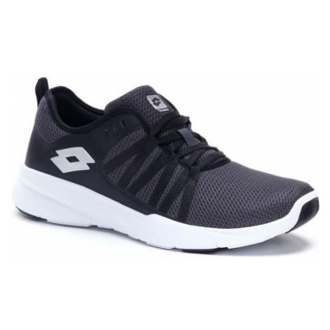 Lotto DINAMICA 100 II tmavě šedá - Pánská fitness obuv